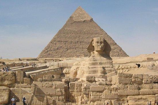 Eintägige Tour von Hurghada nach Kairo...