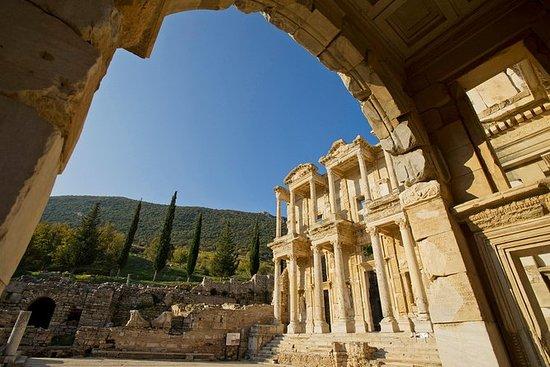 Ephesus liten gruppe tur fra Kusadasi