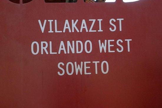 约翰内斯堡的索韦托一日游
