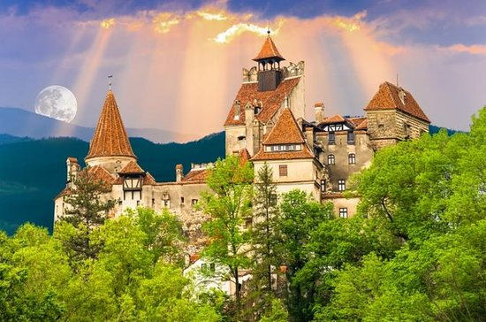 Transylvania  and Dracula's Castle...