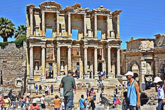 デイツアー:エフェソス、聖母マリア、アルテミス寺院からのイスタンブールツアー