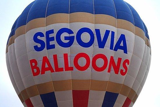 Segovia Balloon Ride