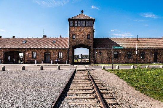 Auschwitz-Birkenau Mindesmærke og...