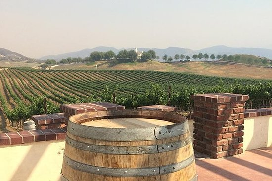 Temecula Wine Country Tour from San...