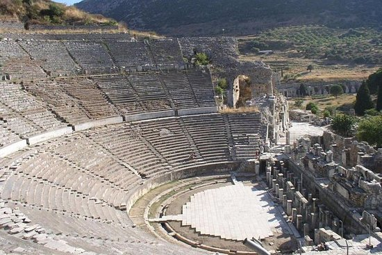 Private Full-Day Tour of Ephesus from...