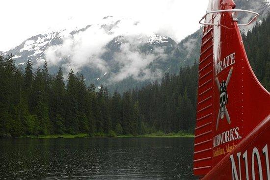 Misty Fjords Tour via Air