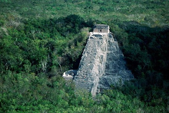 Tulum and Coba Ruins Full-Day Tour from...