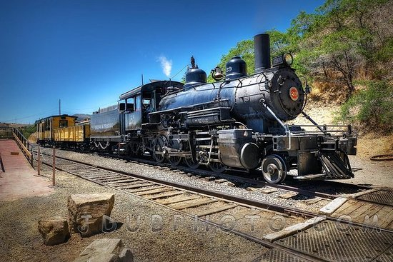 Wild West Tour from Lake Tahoe with...