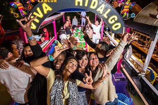 Crucero cultural a Xoximilco