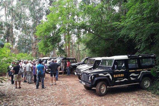 Half-Day Madeira Village Safari from...