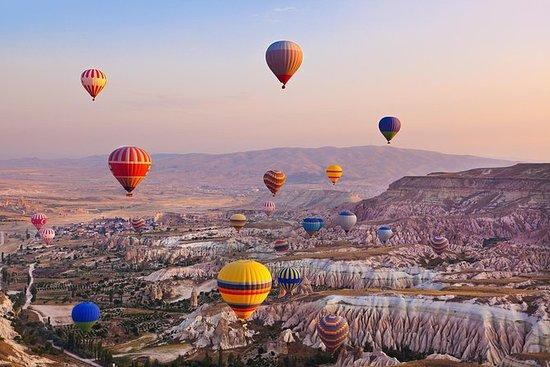 Privat helgedagstur i Cappadocia