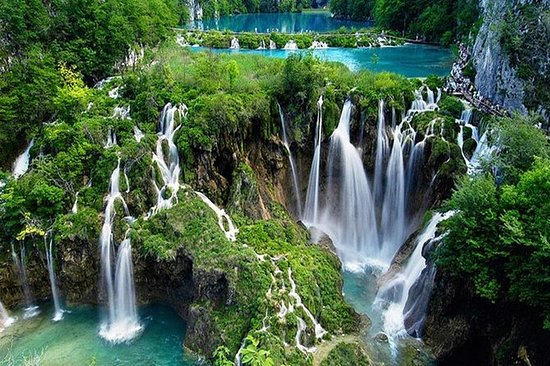 Plitvice Lakes National Park Delt...