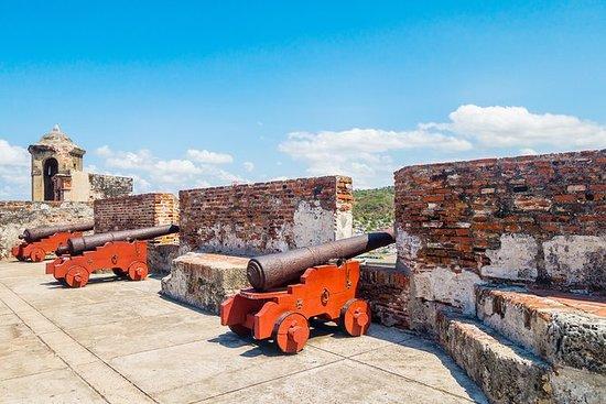 Halvdagstur av Cartagena med ...