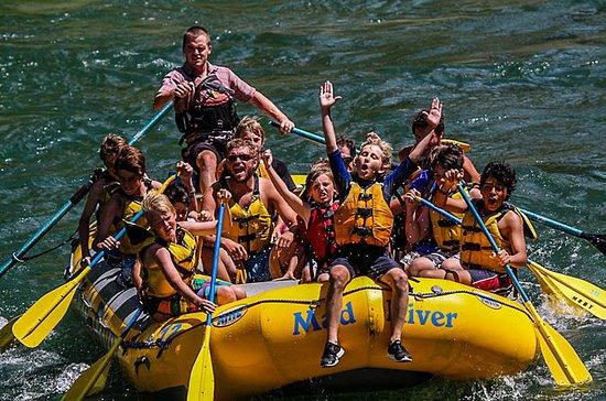 Rafting en eaux vives classique de...