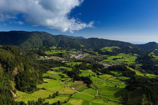 São Miguel East Full Day Tour with...