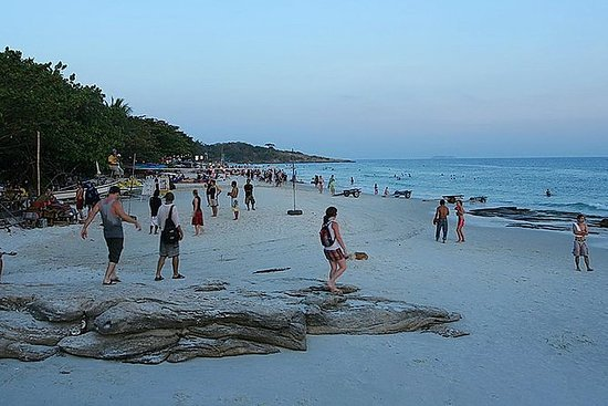 Full-Day en Koh Samet desde Pattaya