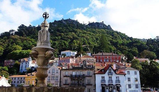 Full dag Sintra og Cascais tur fra...