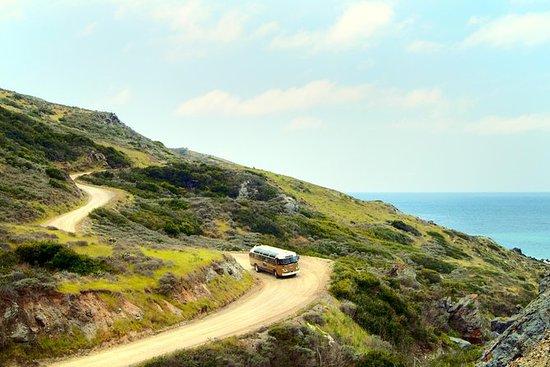 Santa Catalina Island Skyline Drive...