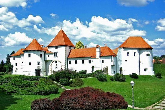 Tagesausflug von Zagreb nach Varazdin...