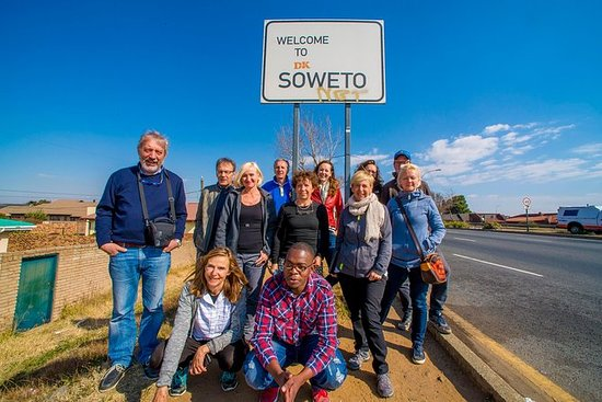 Full-Day Soweto City Tour med ...