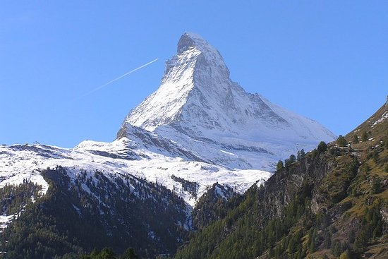 Excursion d'une journée à Zermatt et...