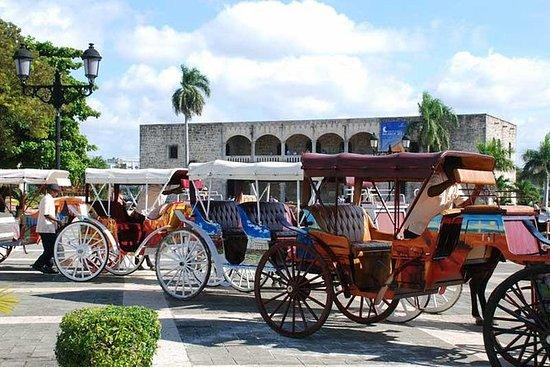 Visite touristique de Saint-Domingue...