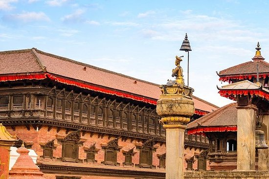 Private 4-stündige Bhaktapur...