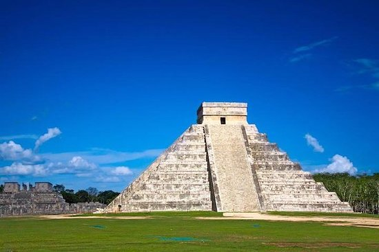 Tour all-in-one di Chichen Itza Premier