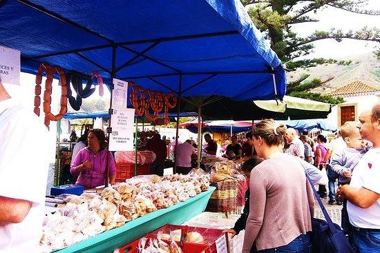 Visite des marchés de village de Gran...