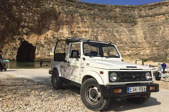 Gozo Full-Day Jeep Tour w/ Private...