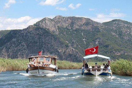 Dalyan River Cruise with Sea Turtle...