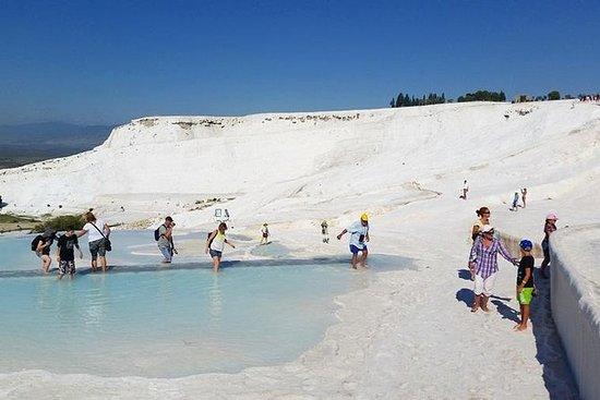 Full-Day Pamukkale Hot Springs og...
