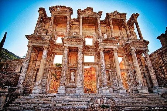 Ephesus og Pamukkale tur fra Istanbul