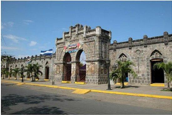 Masaya Håndværksmarked fra Managua