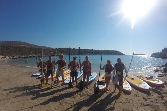 Stand-up Paddleboard y Snorkel Tour...