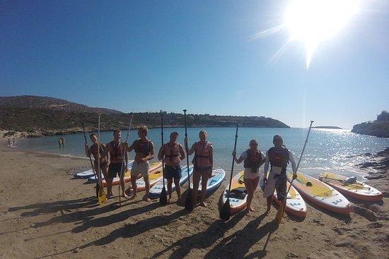 Stand-Up Paddleboard og snorkling tur...