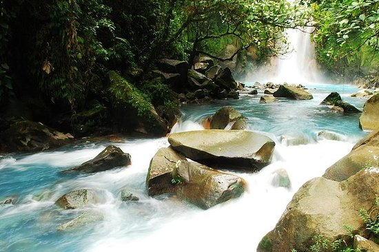 Full-Day Rio Celeste Tour fra La...