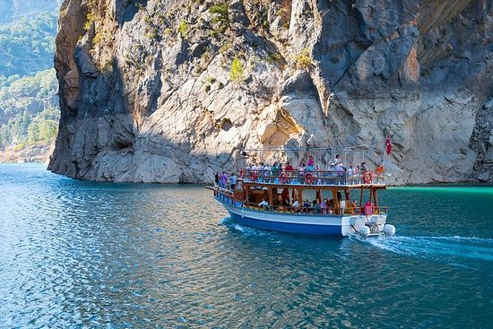All Inclusive Green Canyon Cruise i...