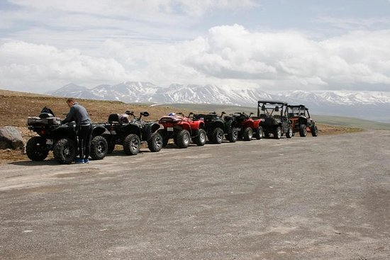 Quad Bike ATV Tour desde Tbilisi