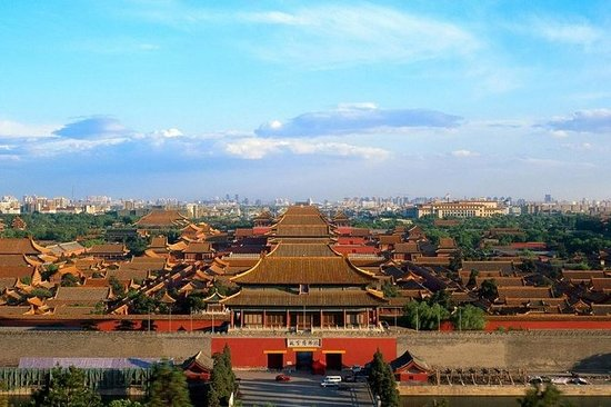 Full-Day Beijing Forbudt By, Himlens...