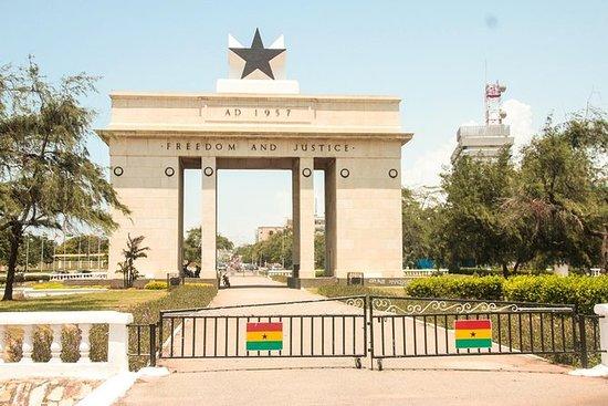 Tour di mezza giornata ad Accra