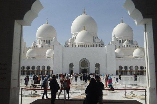 Volledige dagtrip vanuit Abu Dhabi ...