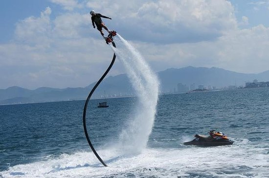 Flyboard Experience in Nha Trang