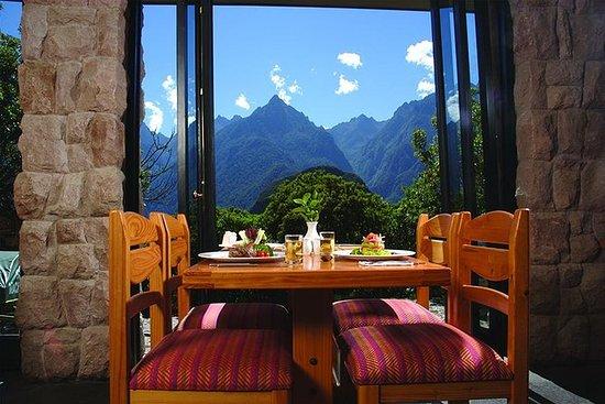 Machu Picchu Eintritt mit Mittagessen...