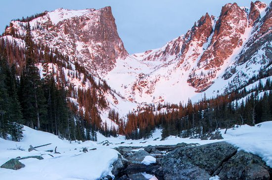 Oplev Rocky Mountain National Park...