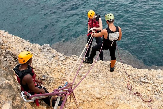 North Mallorca Coasteering Tour with...