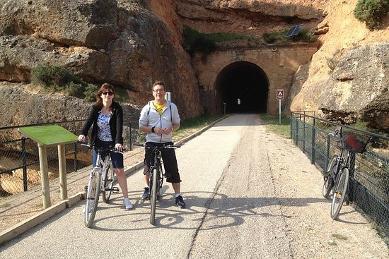 Salou Old Railway Radtour