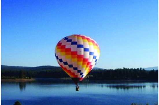 Hot Air Balloon Adventure from Reno