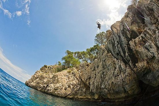South Mallorca Coasteering Experience...