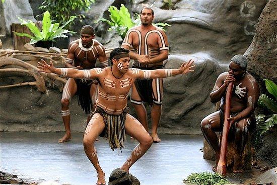 Expérience de la culture autochtone...